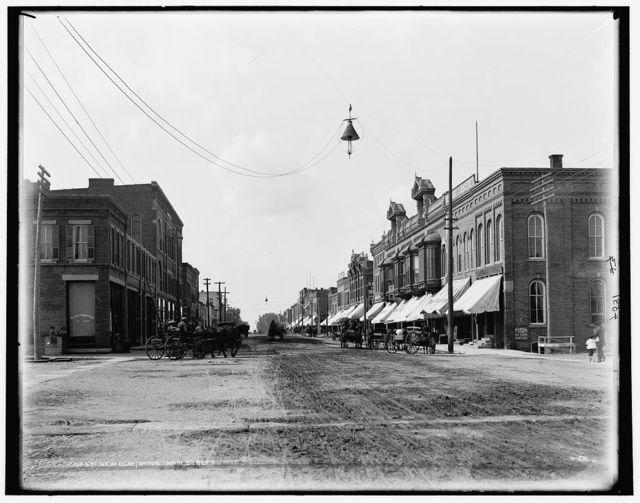 New Ulm, Main Street