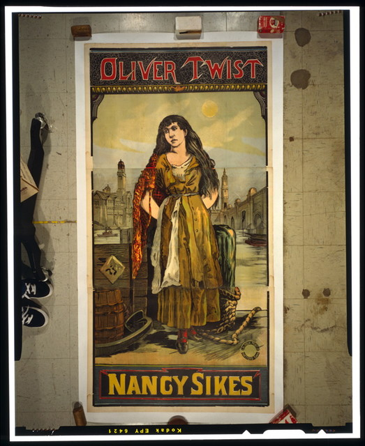 Oliver Twist - Nancy Sikes