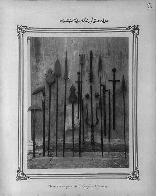 [Ottoman weapons and armor]