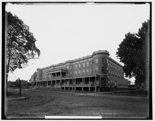 Park Hotel, Mt. Clemens