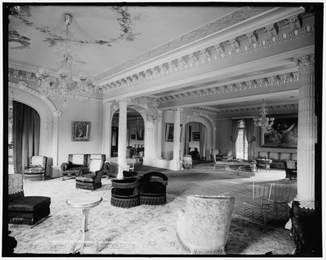 Parlors of the Ponce de Leon [Hotel]