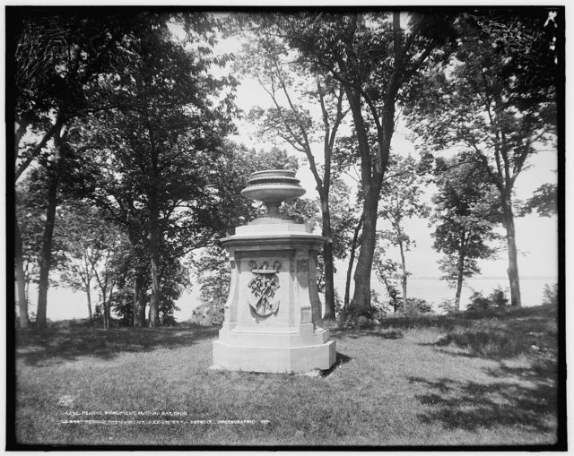 Perry's Monument, Put-in-Bay, Ohio