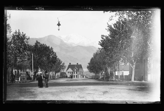 [Pike's Peak Avenue, Colorado Springs, Colo.]