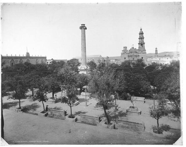 Plaza de Armas, Aguascalientes, Mexico