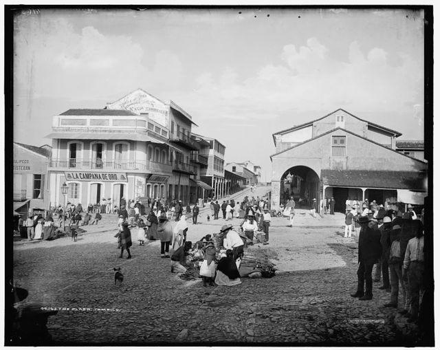 Plaza, Tampico, The