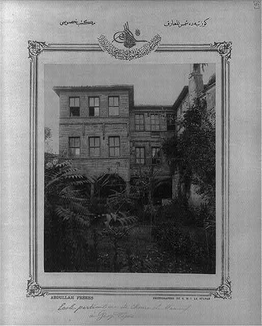 [Private school, Şemsülmaarif, Göztepe] / Abdullah Frères, photographes de S.M.I. le Sultan.
