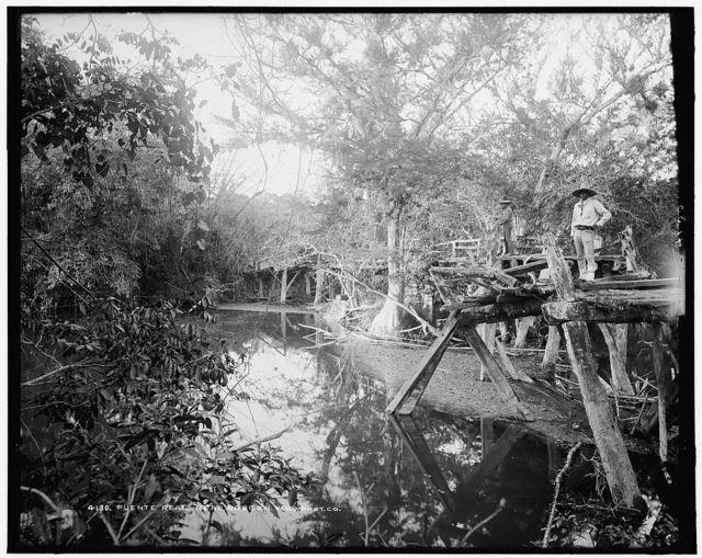 Puente Real near Rascon