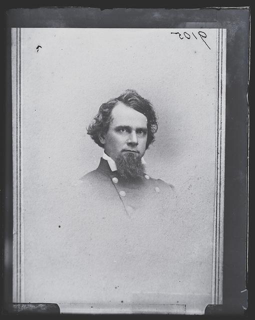[Ret.[?] Brig. Gen. Sgt., Col. Franklin Sawyer, 8th Ohio Inf.]