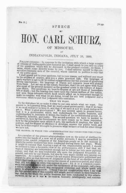 Schurz, Carl