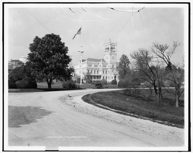 Soldier's Home, Washington, D.C.