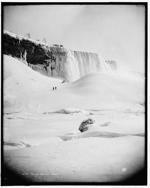 The Ice mountain, Niagara