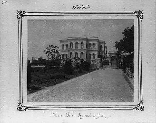 [The Imperial Yıldız Sarayı (palace)]