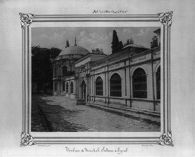 [The Mausoleum of Mihrişah Valide Sultan] / Constantinople, Abdullah Frères.