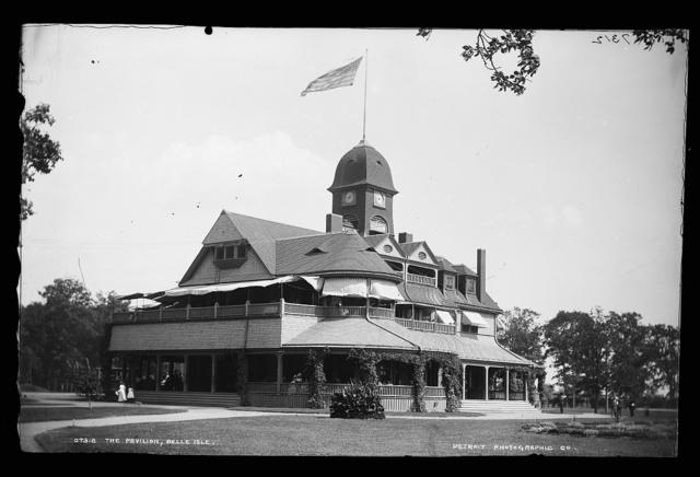 The Pavilion, Belle Isle [Park]