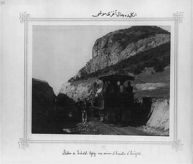 [The place called Çatalağzı in Ereğli]