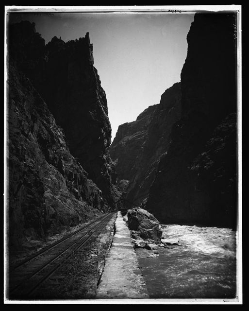 [The Royal Gorge, Colo.]