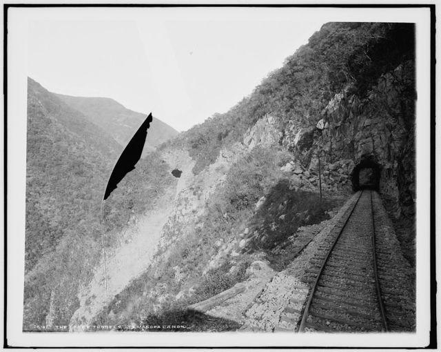 Three tunnels, Temasopa [sic] Canon, The