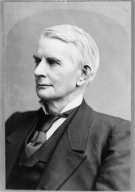 [Timothy Otis Howe (1816-1883). Chairman of the Joint Committee on the Library, 1873-79]
