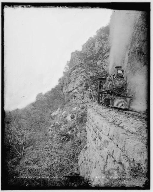 Tunnel 8, Temasopa [sic] Canon
