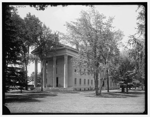 U. of M., Ann Arbor, [Medical Building]
