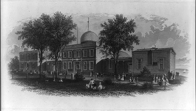 [U.S. Naval Observatory, Washington, D.C.]