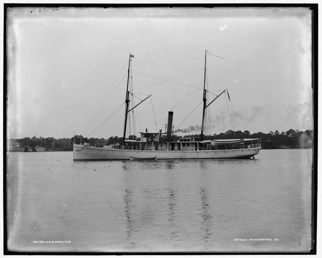 U.S.S. Hamilton