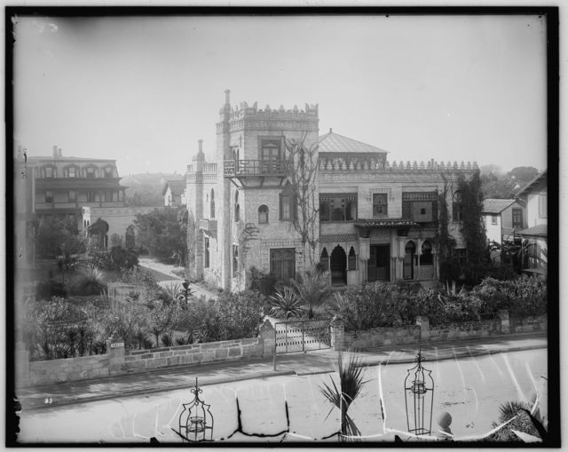 [Villa Zorayda, The]