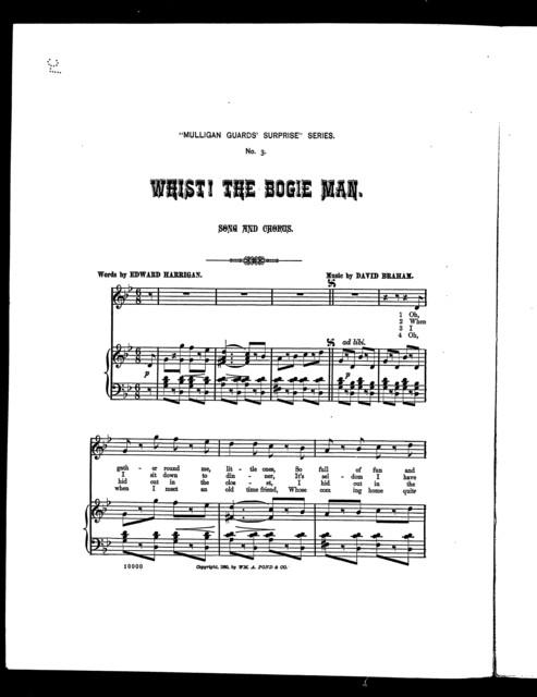 Whist! the bogie man