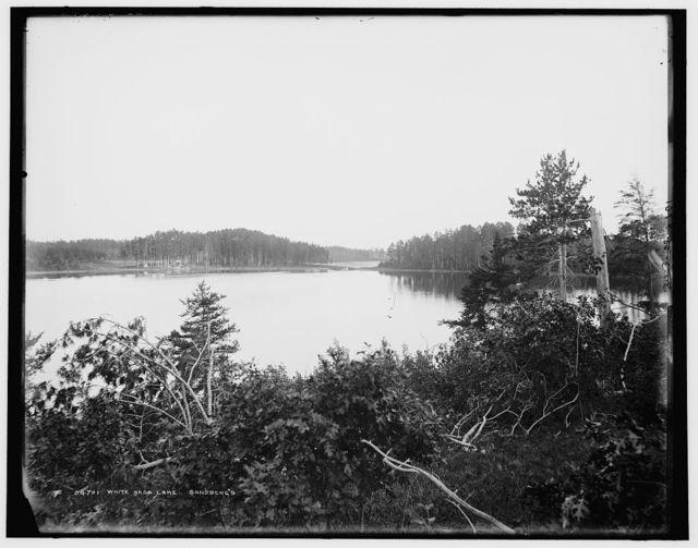 White Bass Lake, Sandberg's