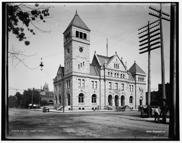 Winona, Court House
