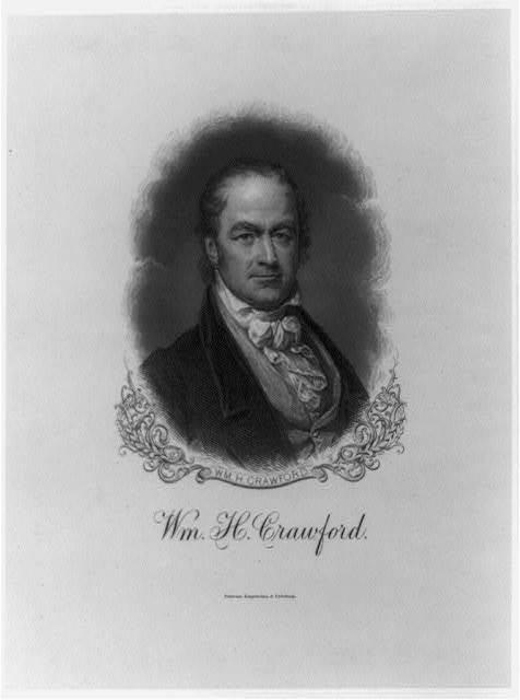Wm. H. Crawford / Bureau, Engraving & Printing.