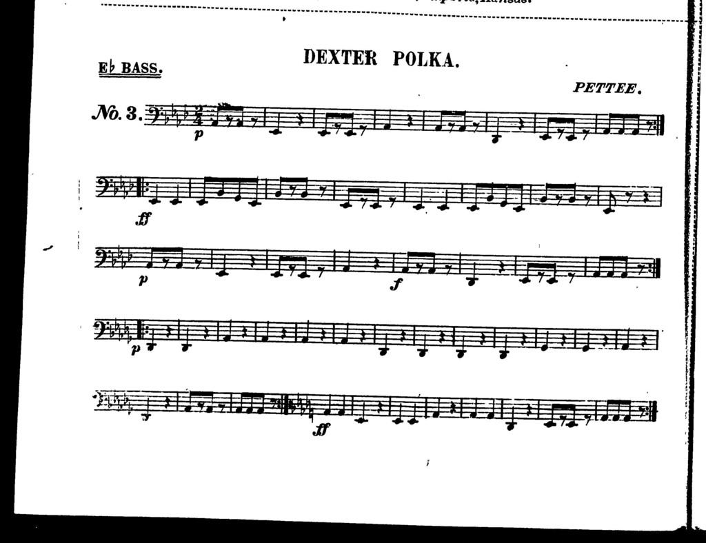 Dexter polka