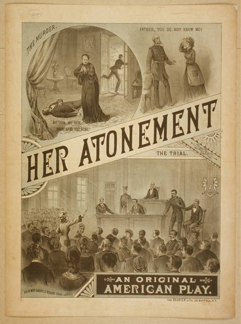 Her atonement an original American play.