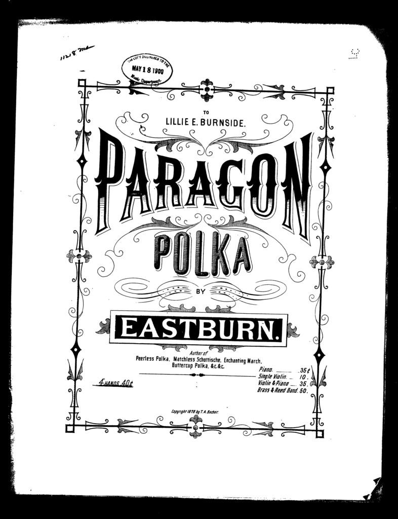 Paragon polka