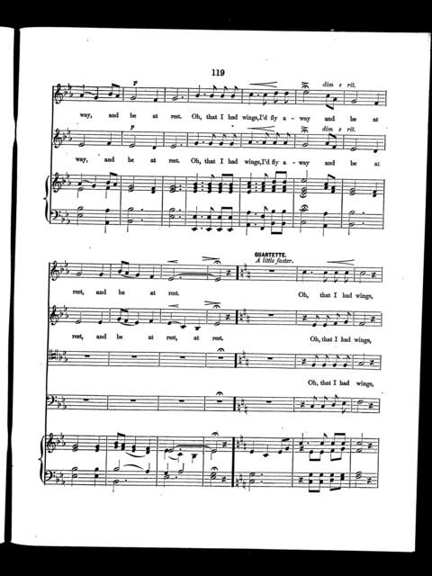 Perkins' graded anthems