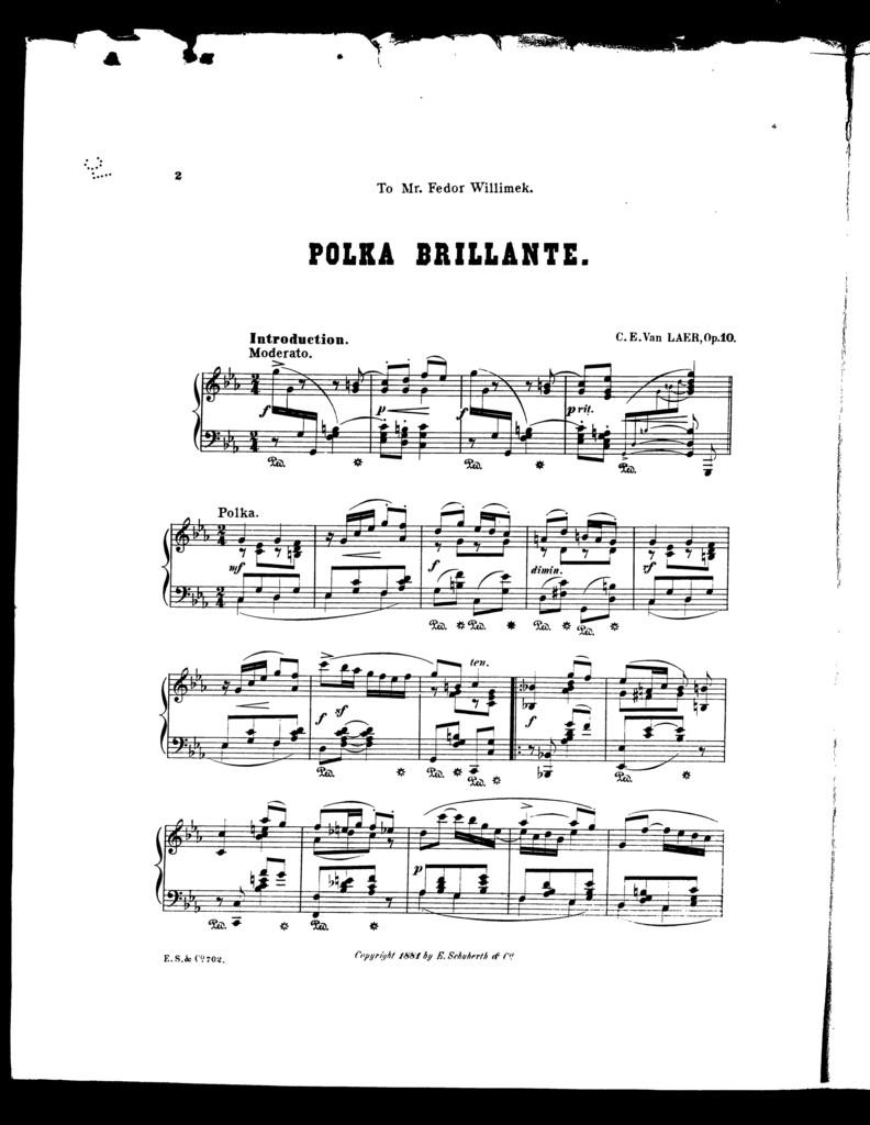 Polka brillante