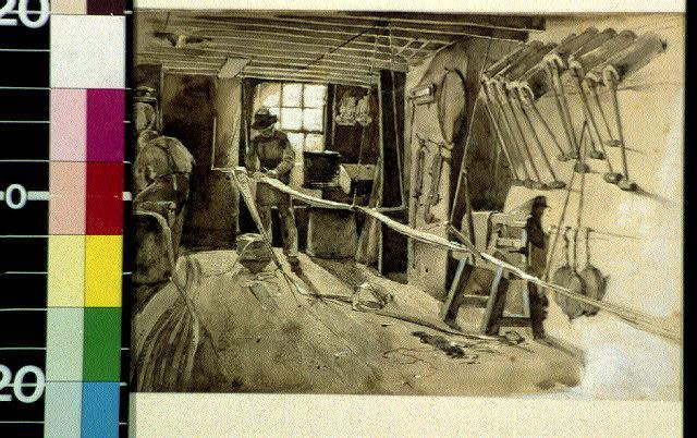 Rigging loft