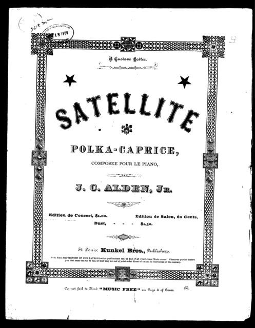 Satellite polka-caprice