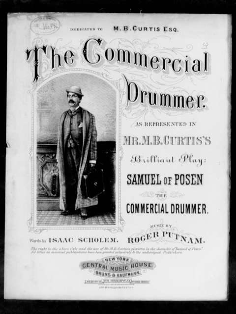 The  Commercial drummer