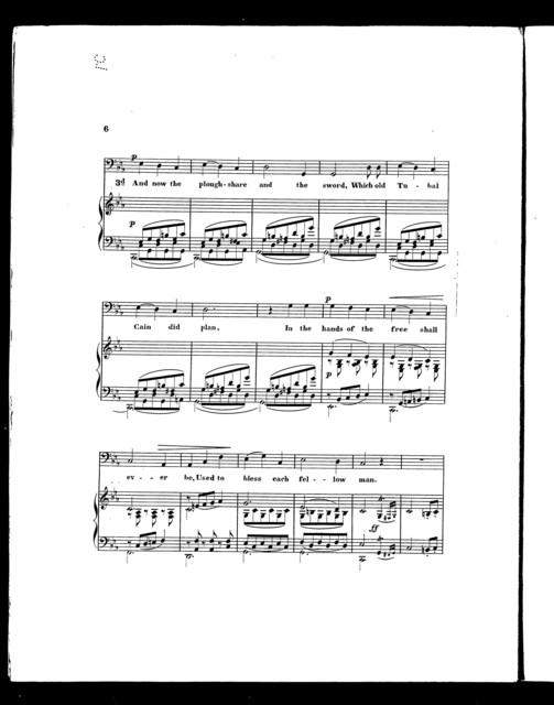 Tubal Cain [baritone]