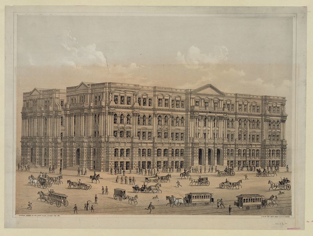 [Unidentified building.]