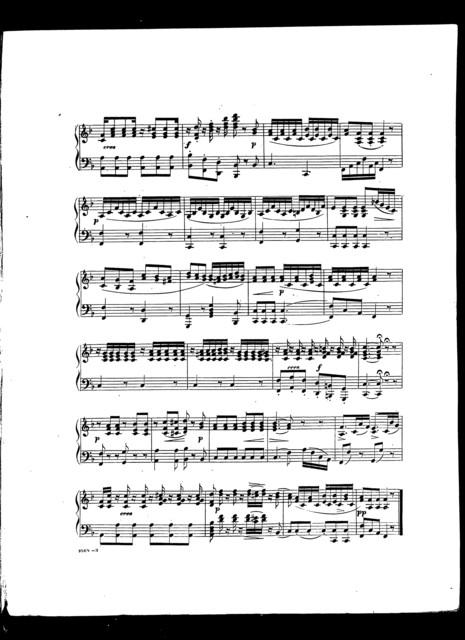 A  Torto ti lagni amor [from] De Beriots 12 Italian melodies