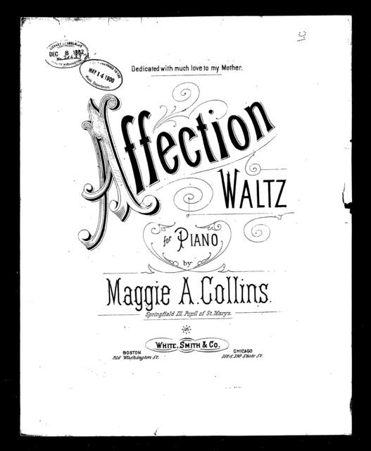 Affection waltz