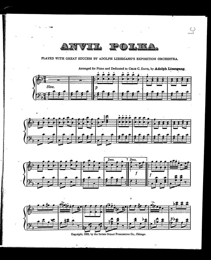 Anvil polka