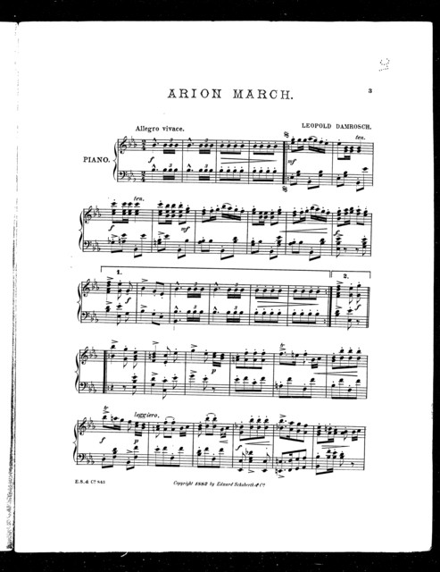 Arion march