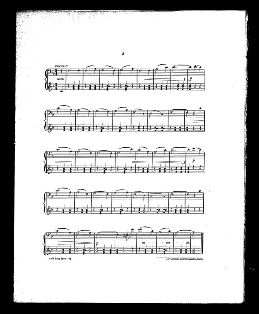 Auld lang syne; Variations