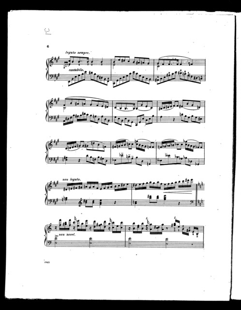 Cadence to Mozart's concerto in A major