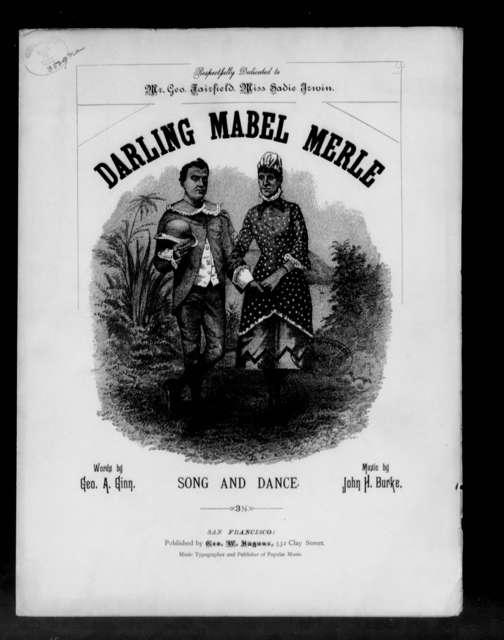 Darling Mabel Merle