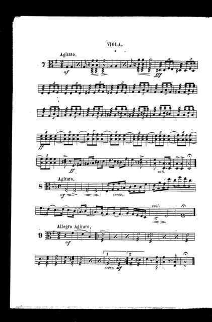 Dramatic music, no. 4