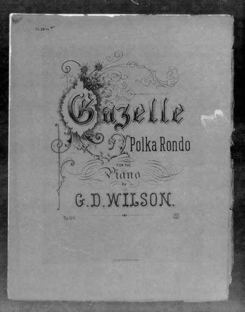 Gazelle; Polka rondo